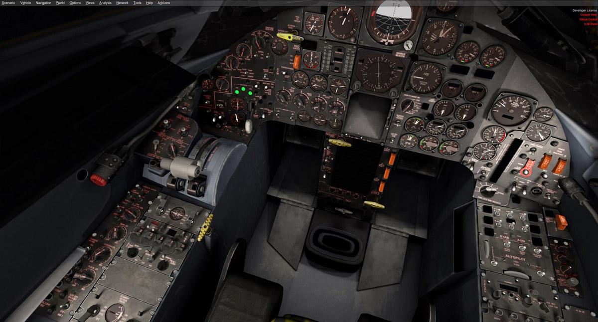 SR 71 Blackbird MSFS 1
