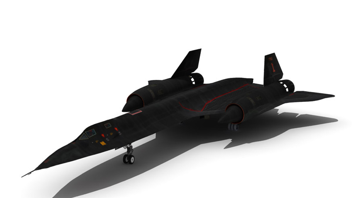 Milviz to bring the SR-71 Blackbird to MSFS