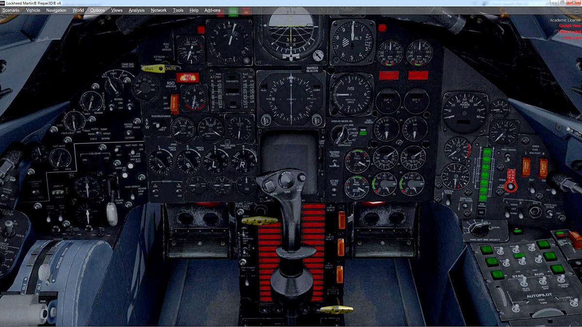SR 71 Blackbird MSFS 3
