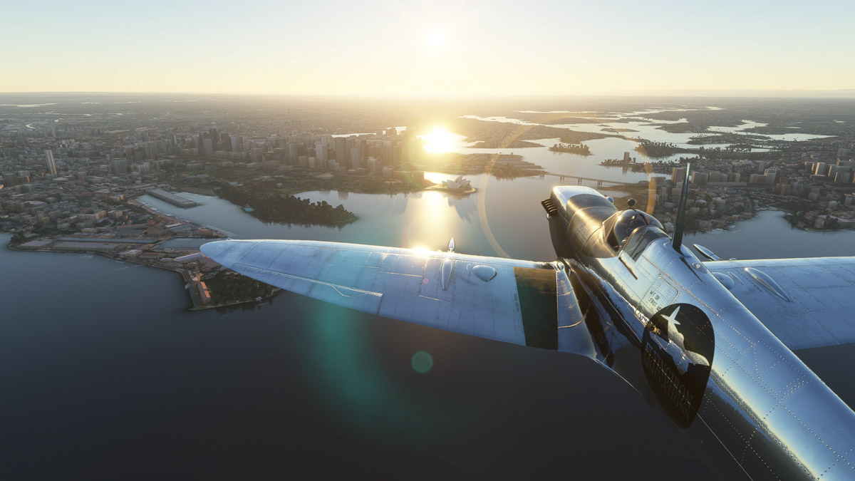 Spitfire announced for MSFS, coming VERY soon!