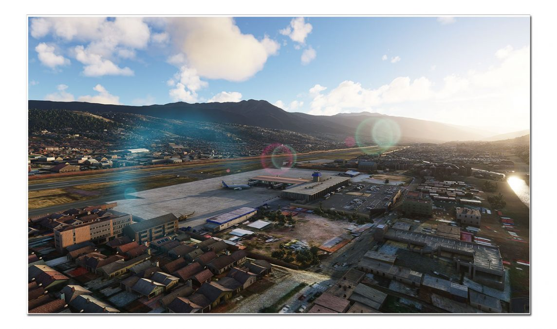 FSDG releases Cusco Airport for MSFS, a challenging place for experienced pilots!