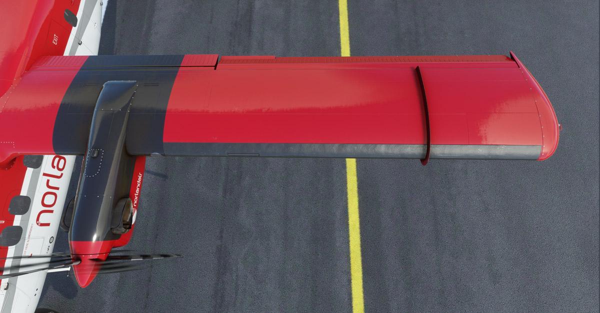 Aerosoft Twin Otter MSFS 11