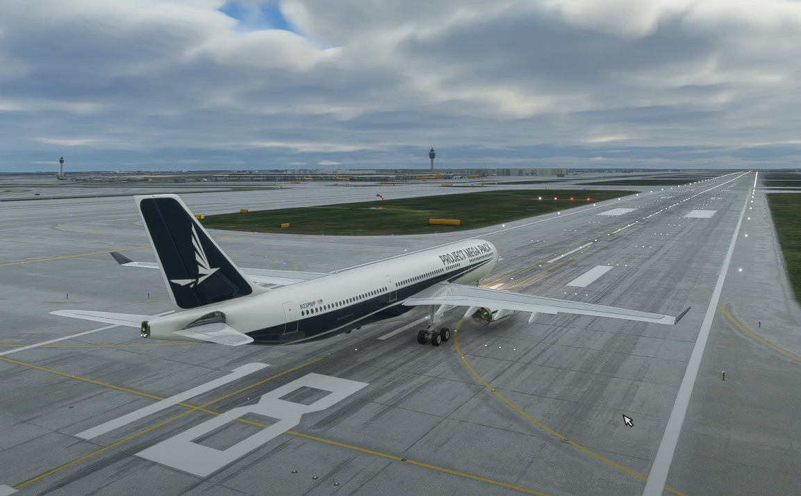Airbus A330 MSFS 1
