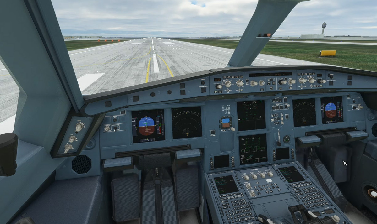 Airbus A330 MSFS 2