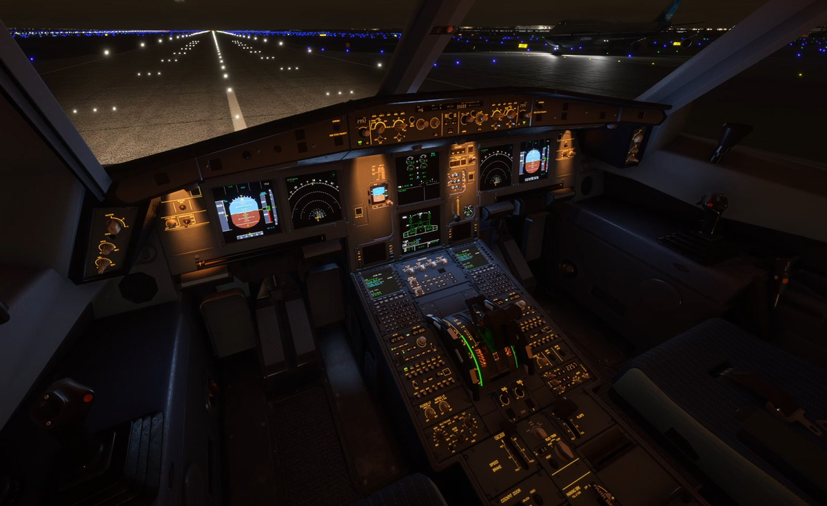 Airbus A330 MSFS 6