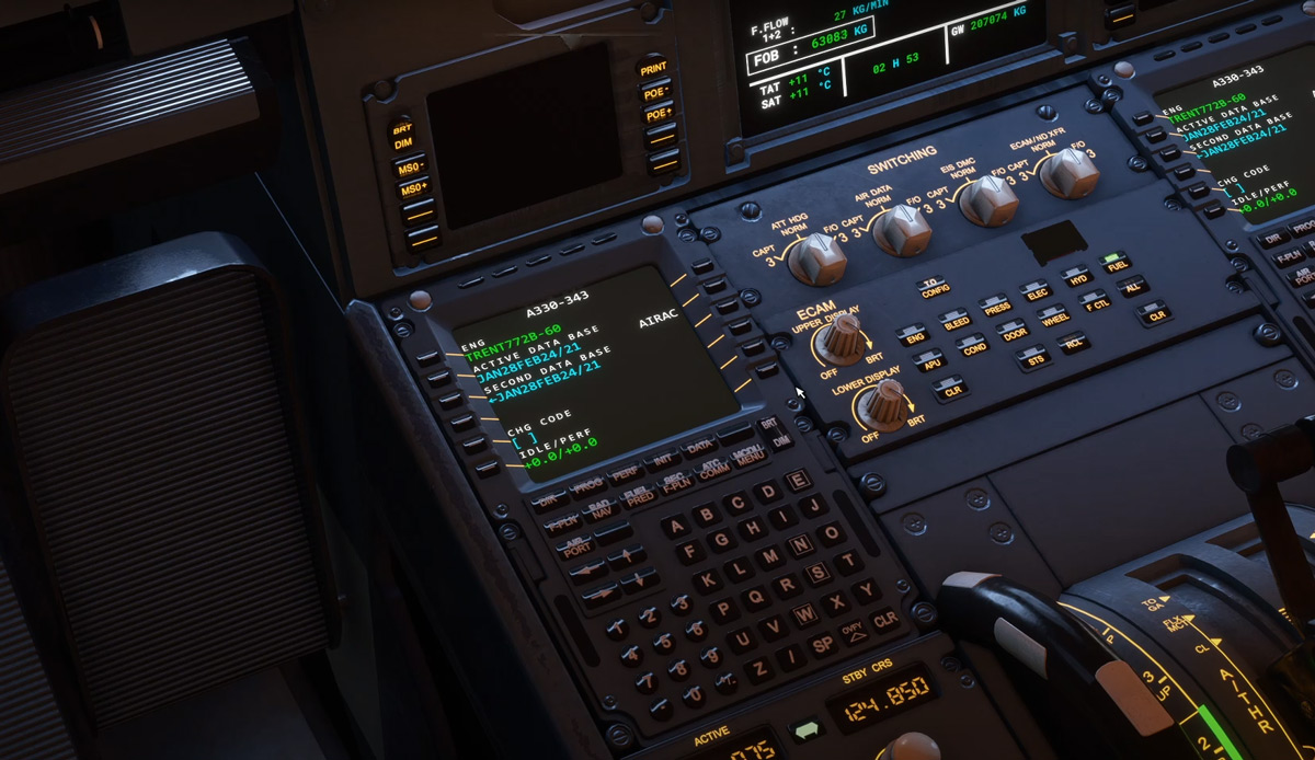 Airbus A330 MSFS 7