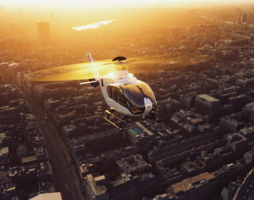Airbus H135 helicopter MSFS Flight Simulator 17