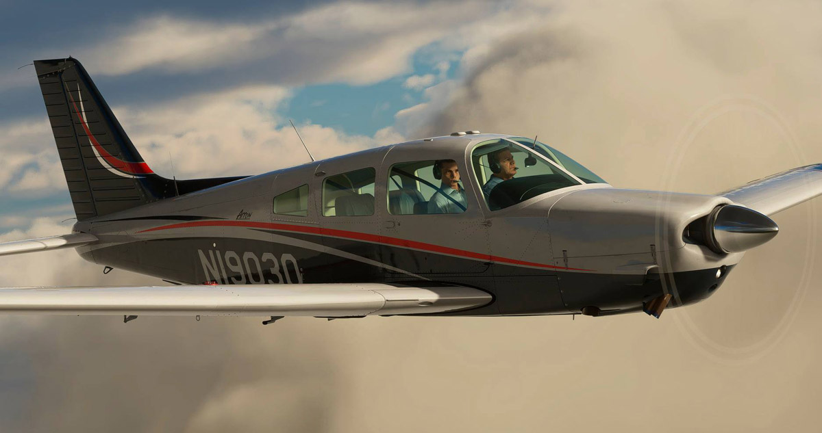 Carenado releases their PA-28R Arrow III in the MSFS Marketplace