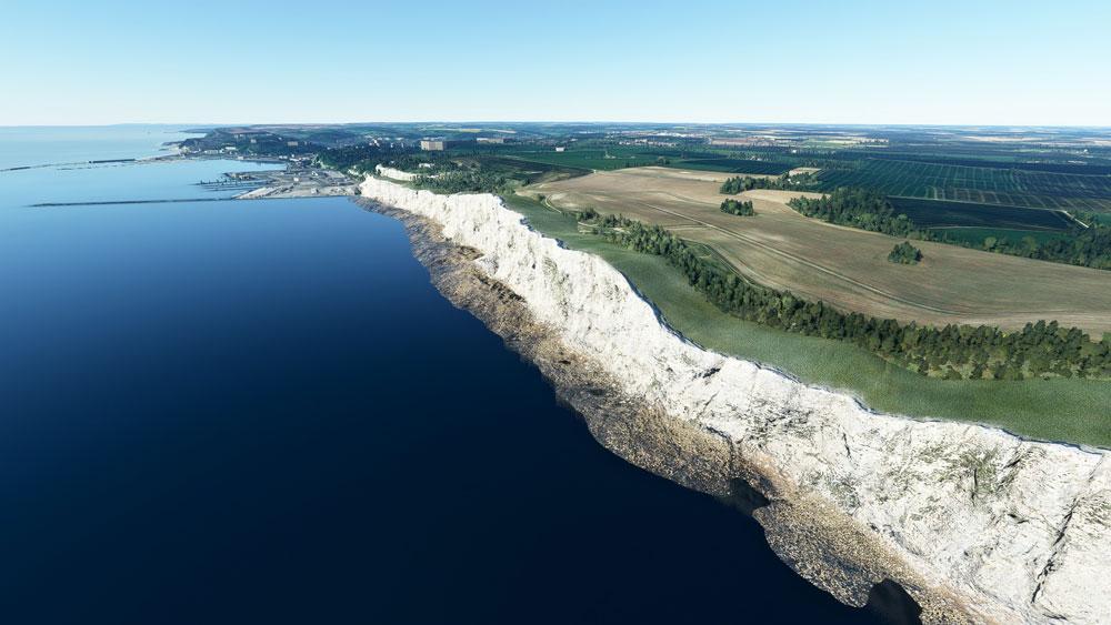 Cliffs Of Dover MSFS