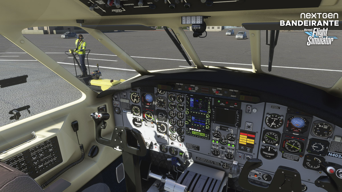 Embraer Bandeirante MSFS 2 1