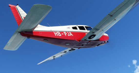 Just Flight PA-28R Arrow III MSFS