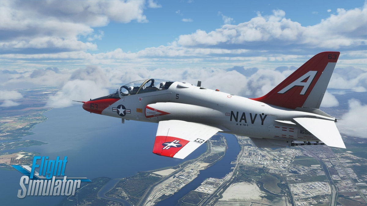 T-45C Goshawk by Indiafoxtecho scheduled for a March 8th release