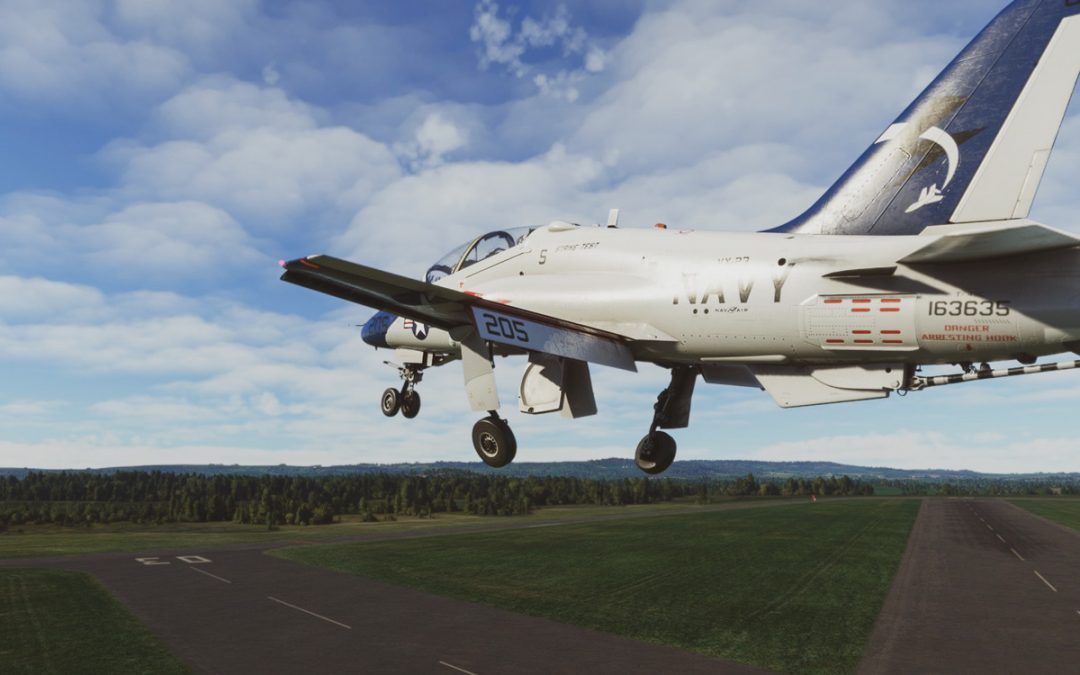 Flight Simulator Sim Update III released, brings long list of new features and improvements