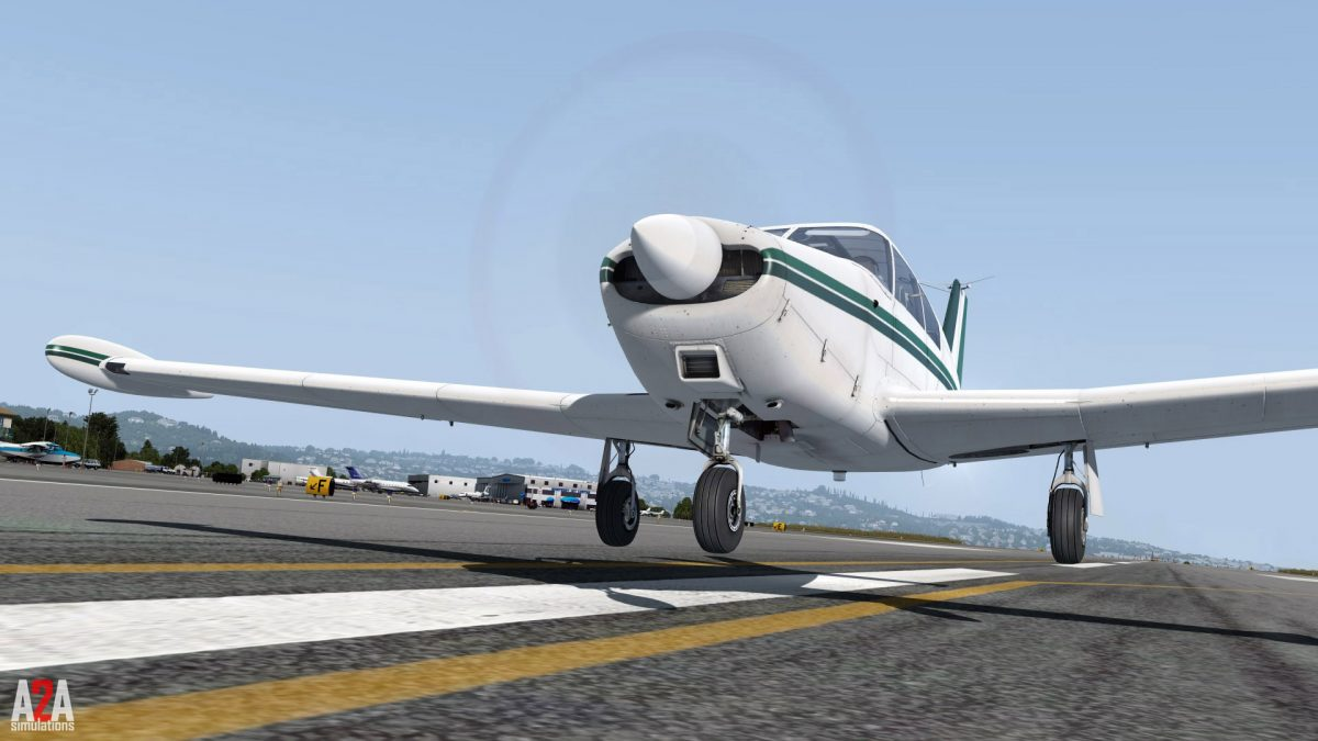 A2A Simulations developing the Comanche 250 for MSFS, Aerostar coming later
