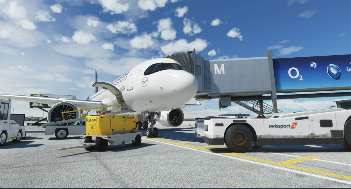 LatinVFR releases Airport Regional Environment X Europe