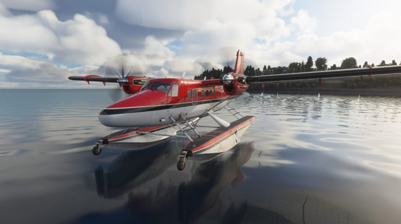 Aerosoft shares new stunning images of the Twin Otter