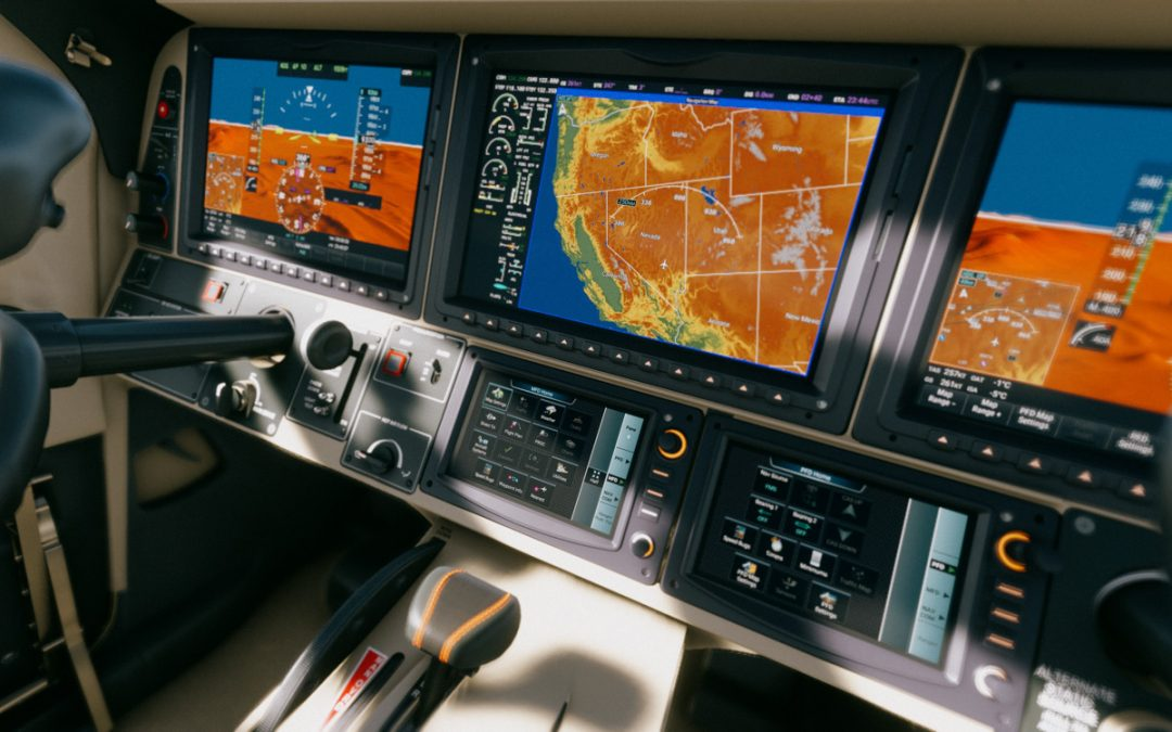 The G3000 mod by Working Title is a must-have for your TBM 930