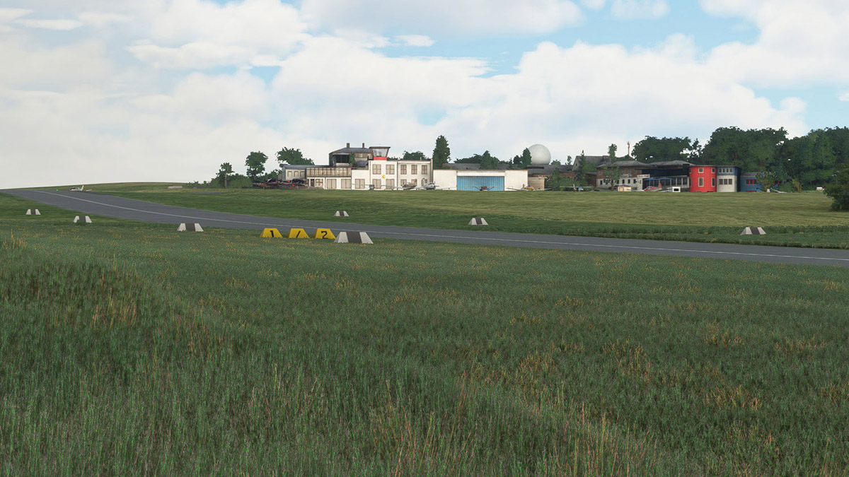 Aerosoft releases Wasserkuppe Airfield for MSFS, a historical gliding hotspot in Germany