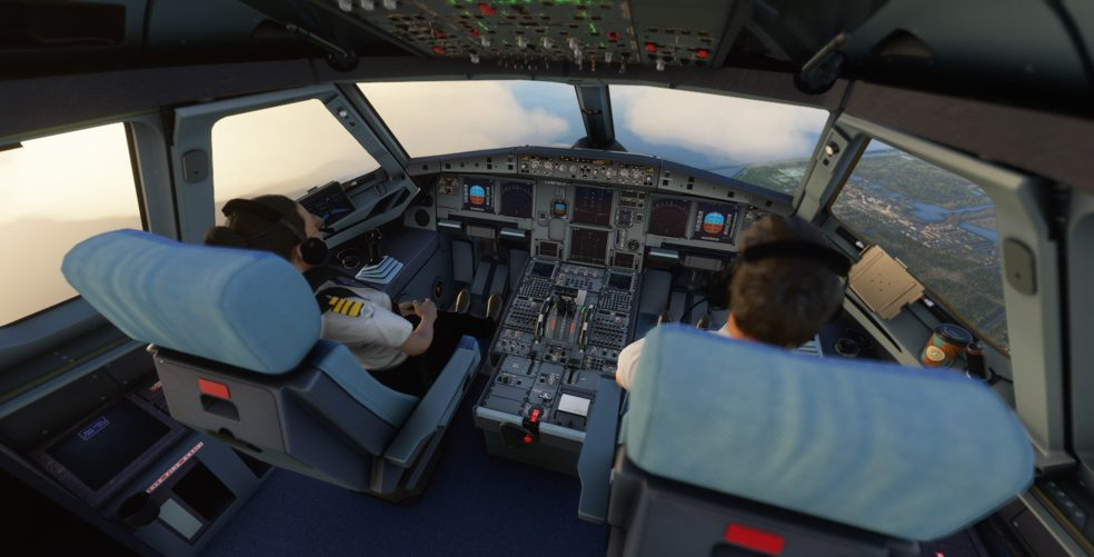 Fly the A32NX with a copilot: FS2Crew releases FBW A32NX Project for MSFS