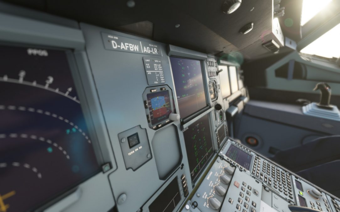 FlyByWire A32NX v0.6.0 released with completely new interior textures, EFB, printer and much more!