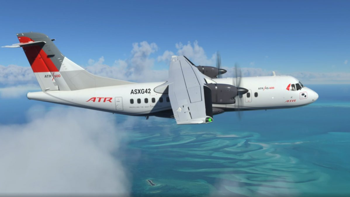 ATR 42-600/72-600 coming to MSFS, a new ultralight, and World Update V to focus on the Nordic countries