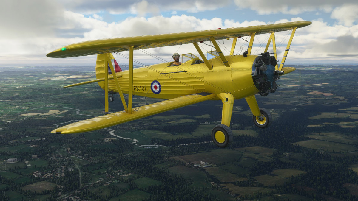 DC Designs PT-17 Stearman almost ready, coming in June