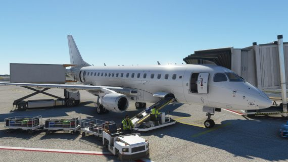Embraer 170 175 MSFS 2