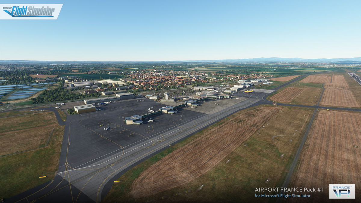 FranceFVR Airports MSFS 2
