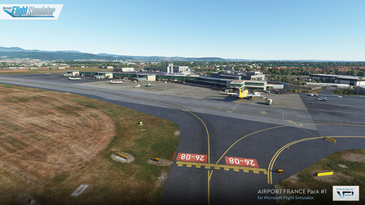 FranceFVR Airports MSFS 3