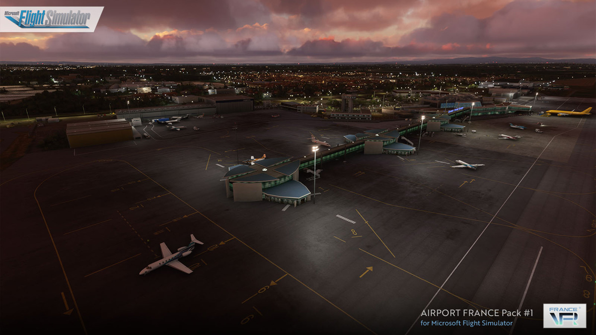 FranceFVR Airports MSFS 4