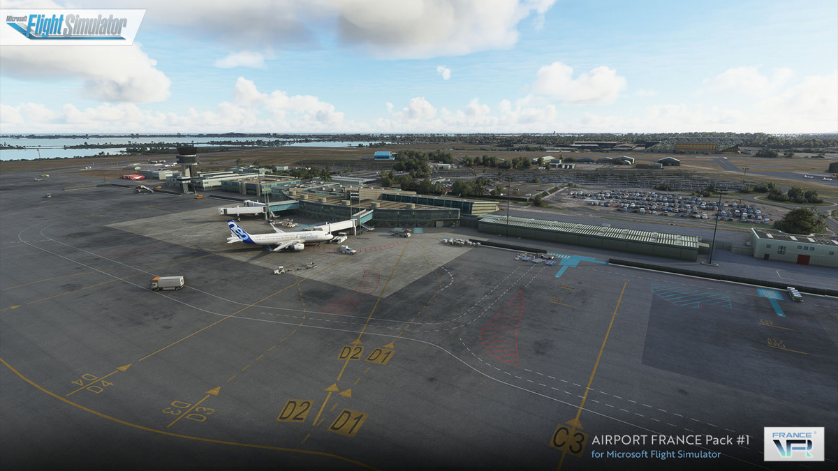 FranceFVR Airports MSFS 5