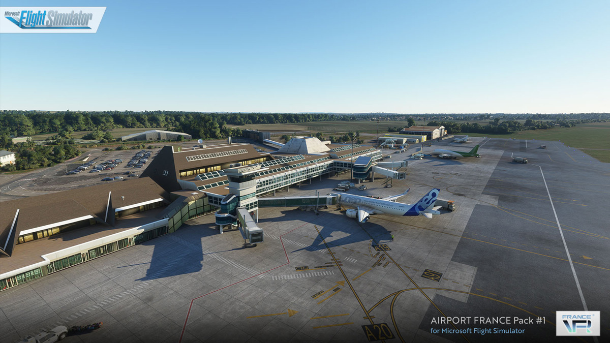 FranceFVR Airports MSFS 7
