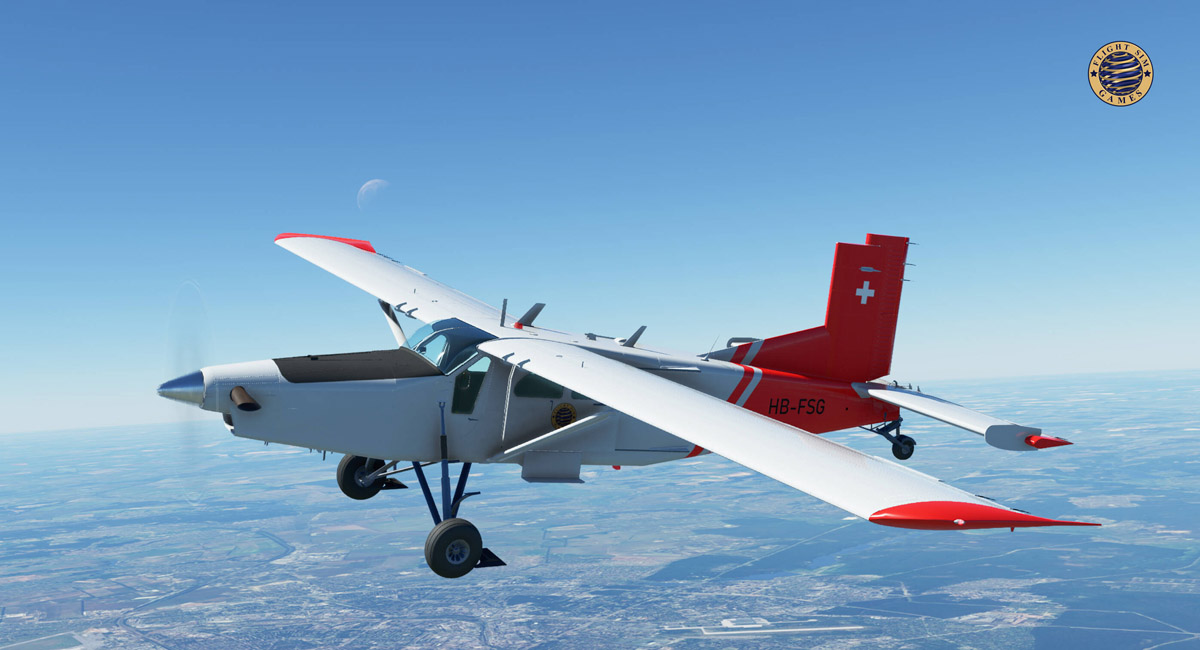 Pilatus Porter PC-6 coming to MSFS – Early Look