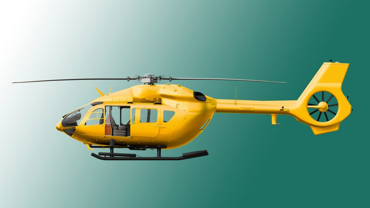 An interview with the creators of the Airbus H145
