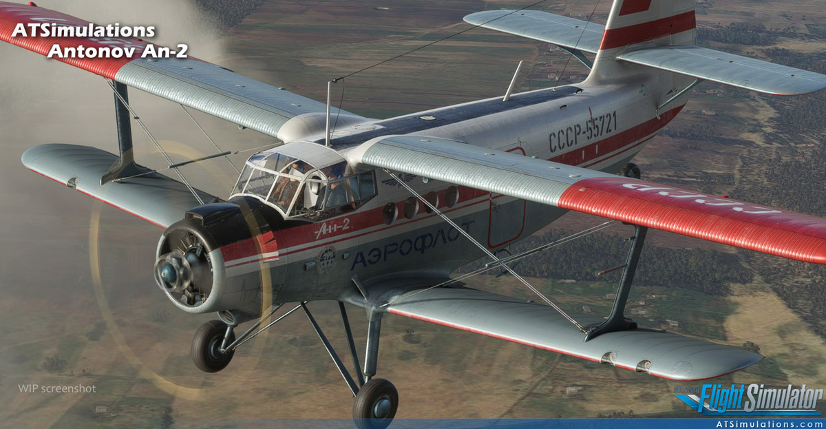 Here's a bunch of spectacular new images of the upcoming Antonov An-2