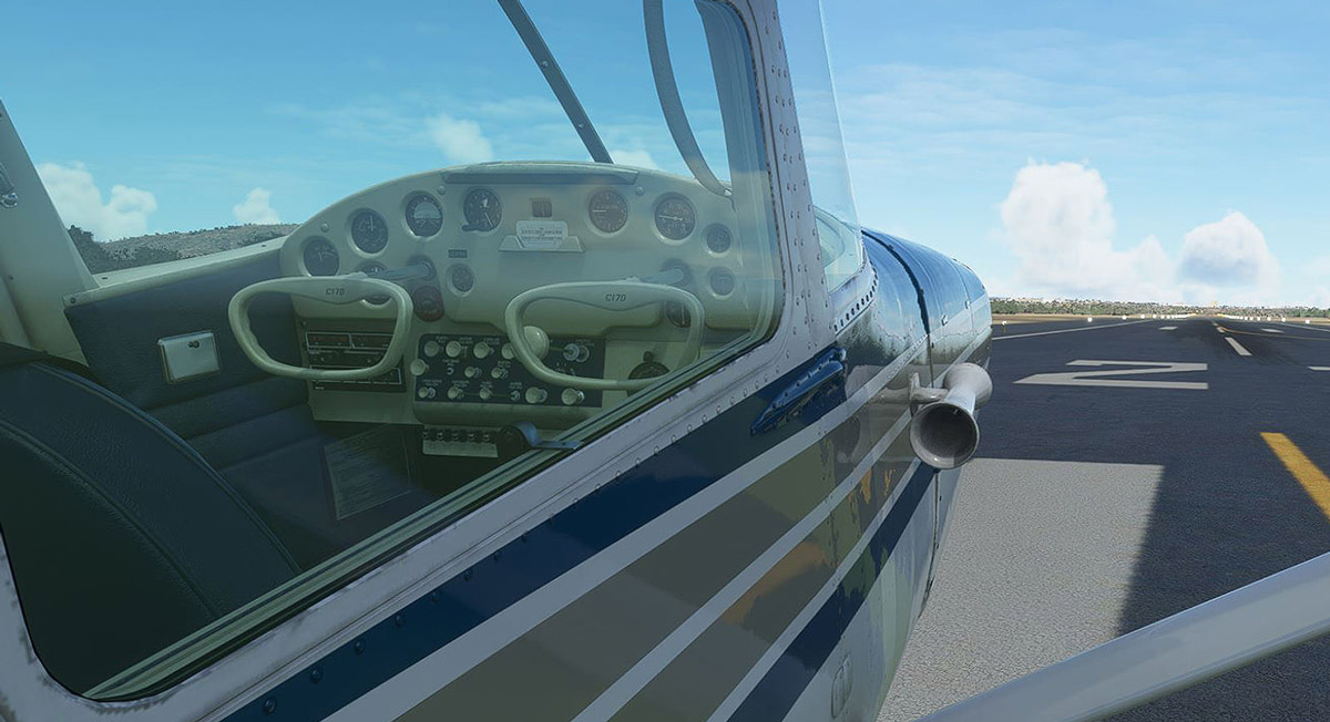 Carenado shares new images of the upcoming Cessna 170B for MSFS