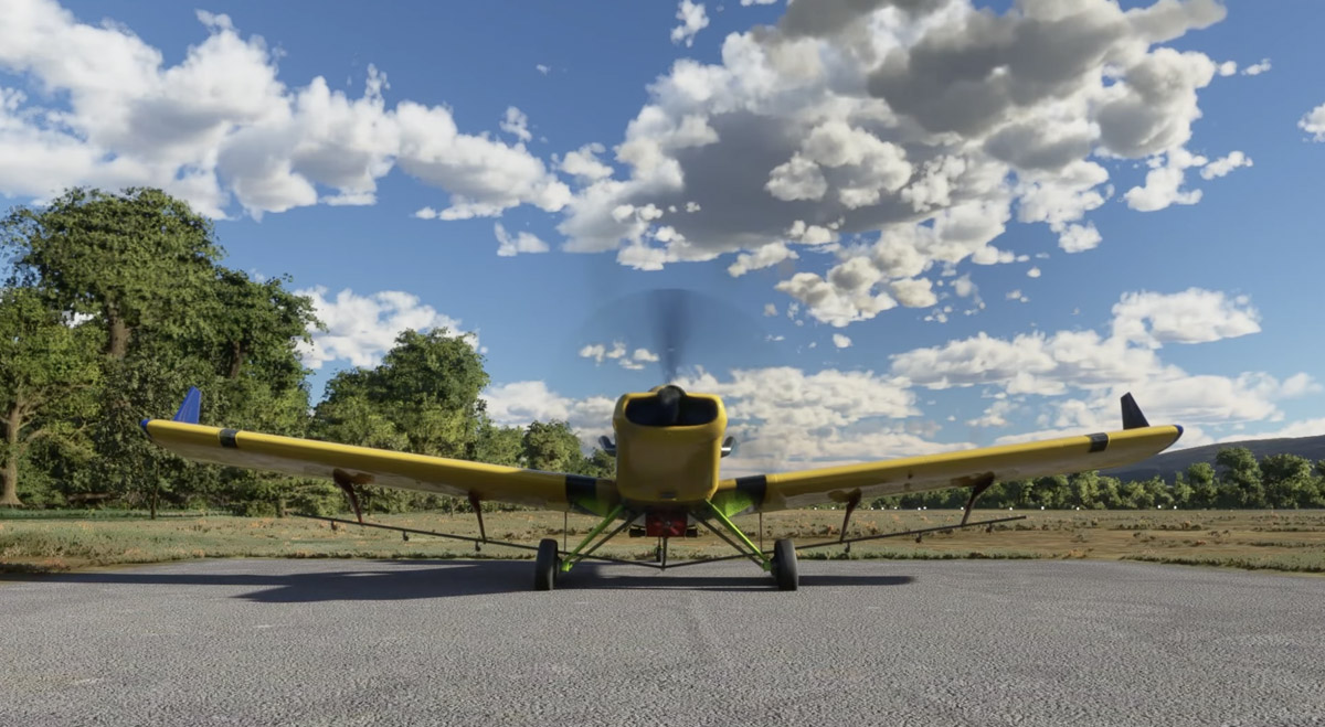 Embraer Ipanema crop duster msfs 2