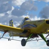 Embraer Ipanema crop duster msfs 6