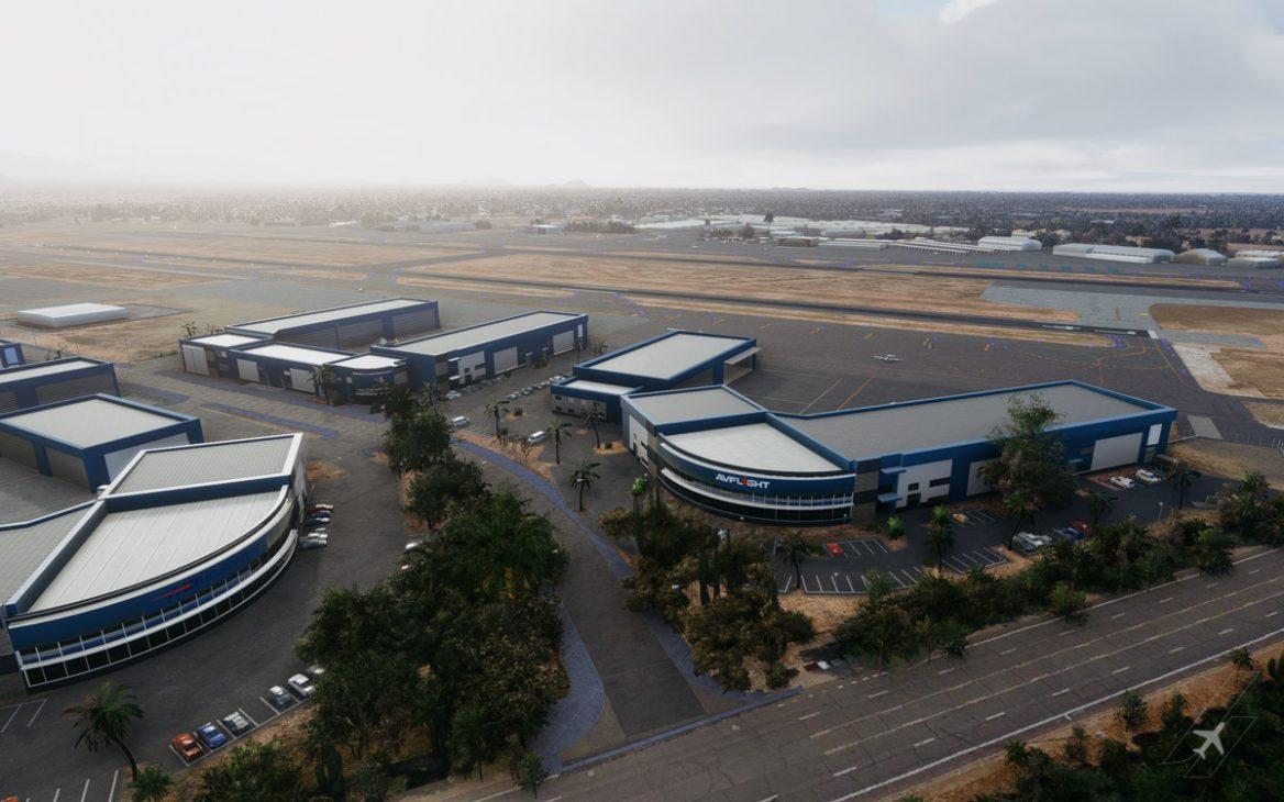 Falcon Field Airport MSFS 4