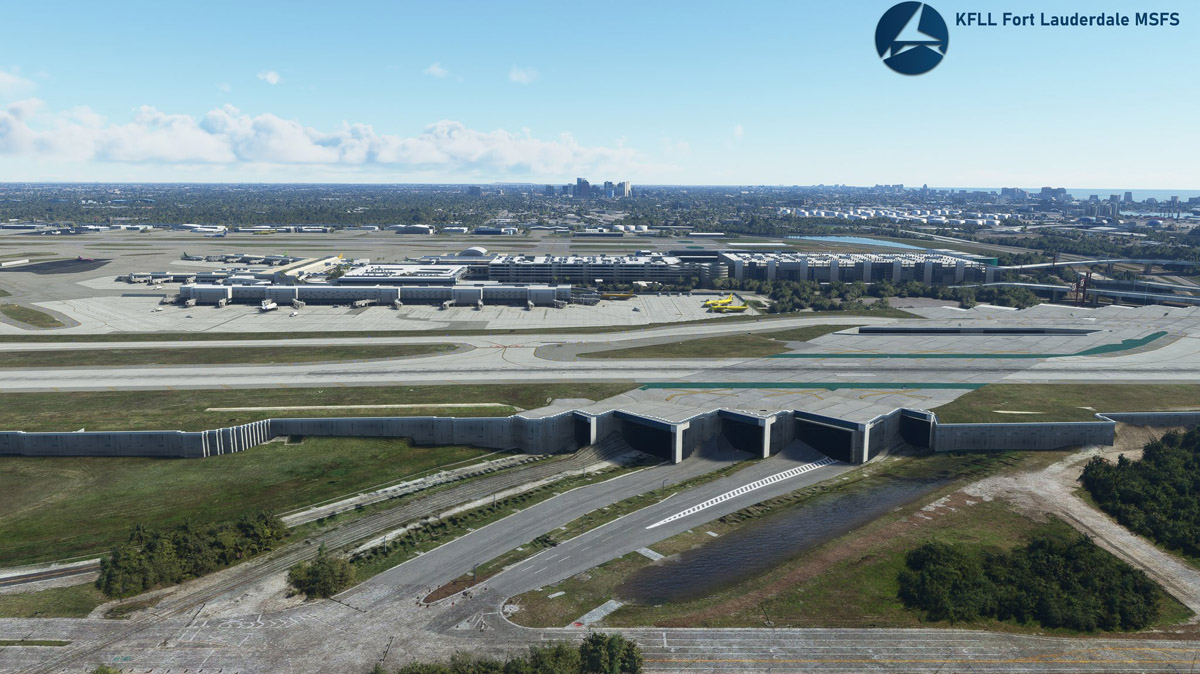 LatinVFR releases Fort Lauderdale–Hollywood International Airport for MSFS