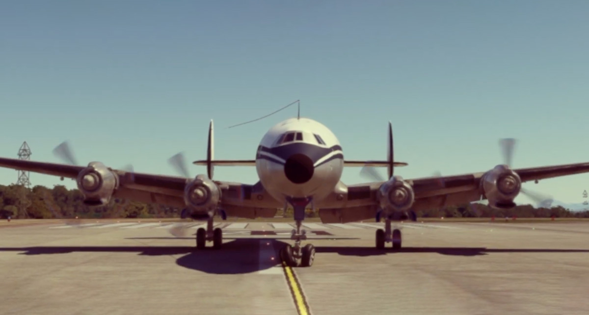 There's probably an L-1049 Super Constellation coming to MSFS this summer