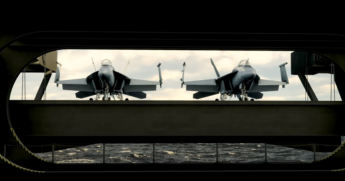 Top Gun: Maverick expansion announced for MSFS, coming in November