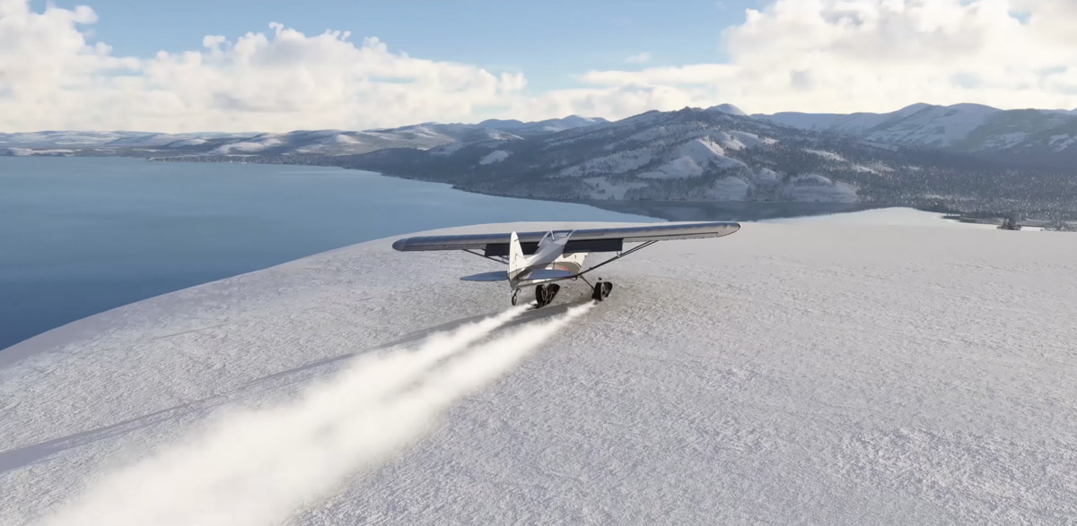 Flight Simulator on Xbox will support cross-play with PC version, existing Windows Store owners already own it