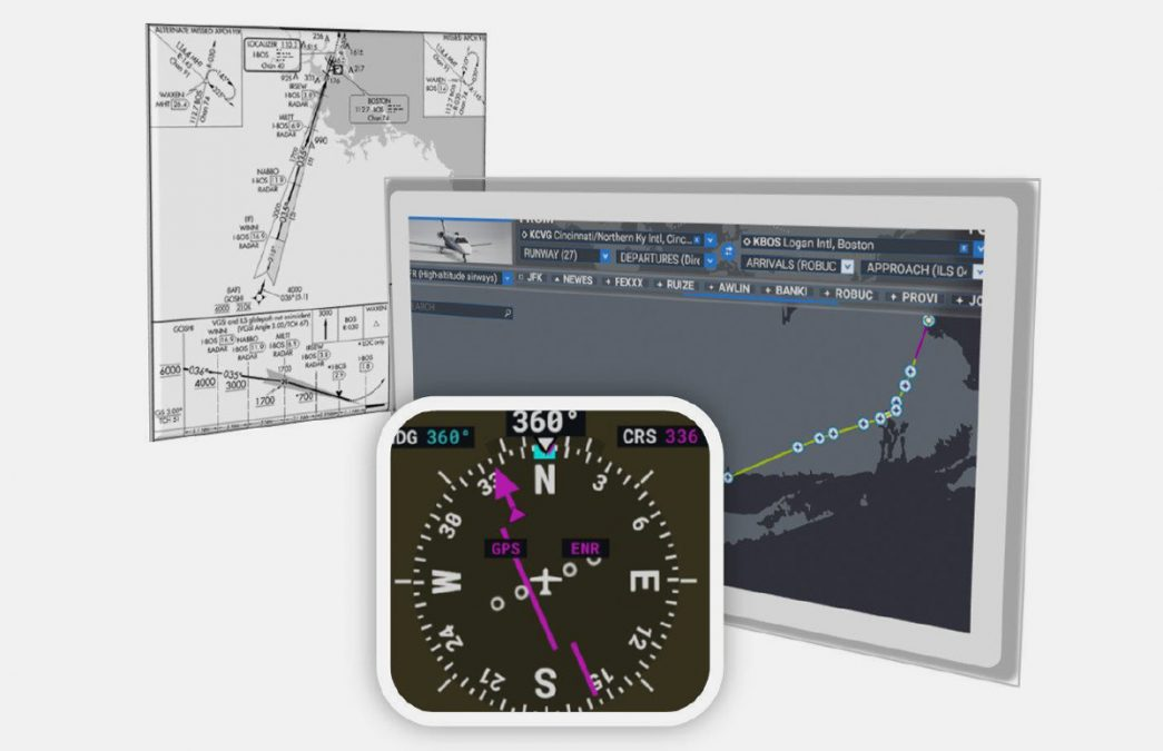 'Navigation and Flight Planning' ebook now available for Flight Simulator