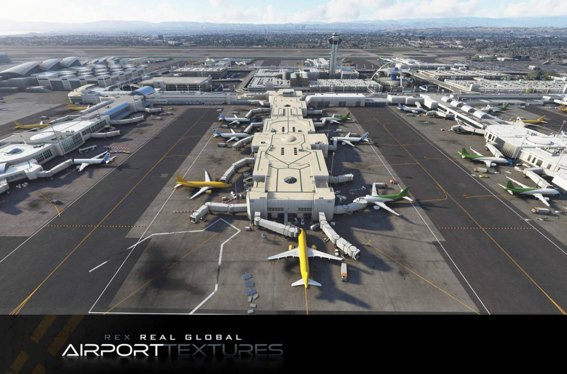 rex real global airport textures msfs 2