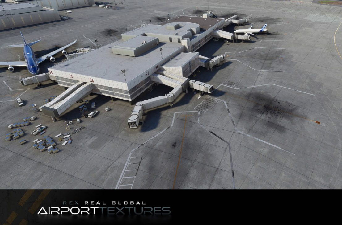 rex real global airport textures msfs 5