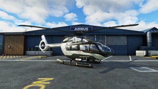 Airbus H145 MSFS 4