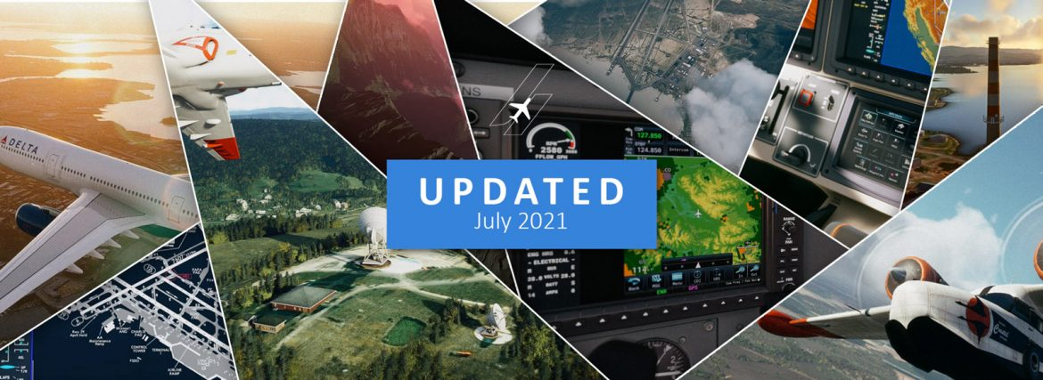 The best FREE addons and mods for Microsoft Flight Simulator (July 2021)