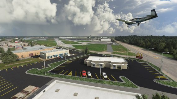 Chicago Executive Airport MSFS 3