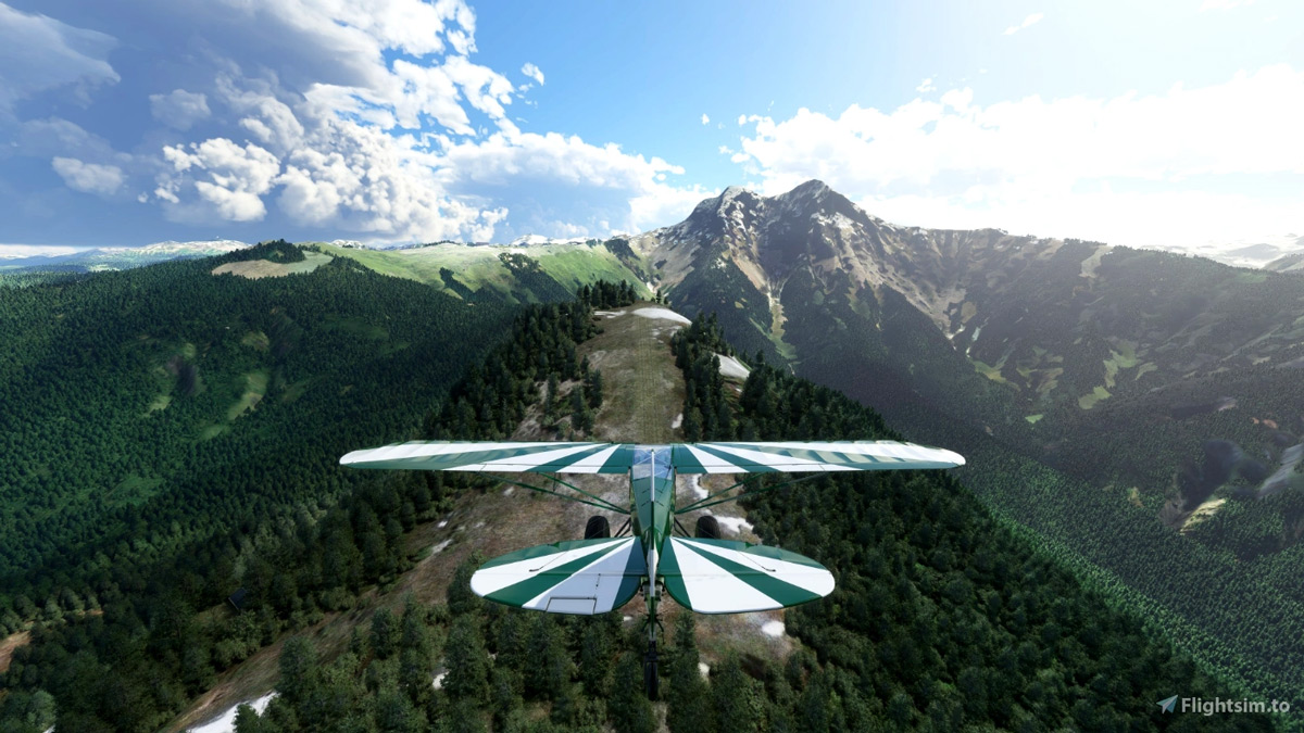 Train your STOL skills in the Gotgravel STOL Academy, a brilliant freeware scenery for MSFS